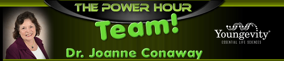 Dr. Joanne Conaway - Power Hour Team